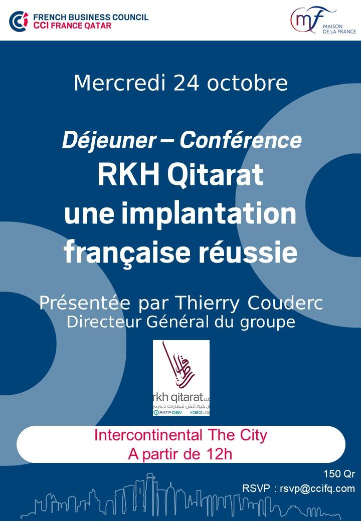 RKH Qitarat, une implantation française réussie
