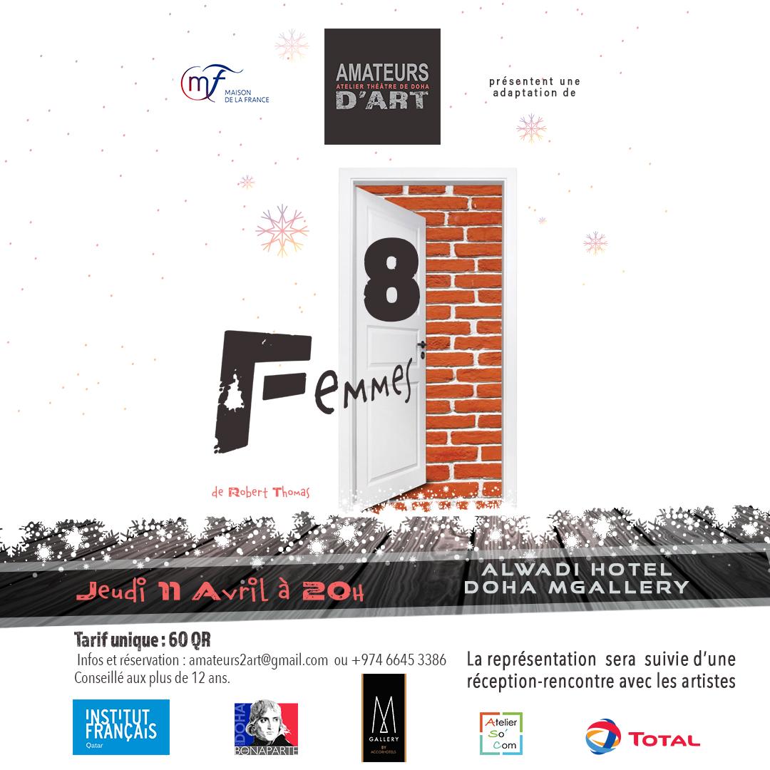 Soirée Théâtre 2019 (11 Avril)