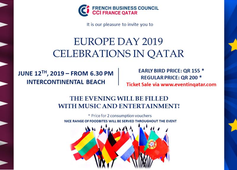 Europe Day 2019 (12 Juin)